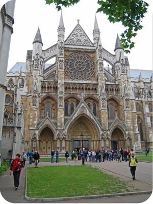 London, abbey