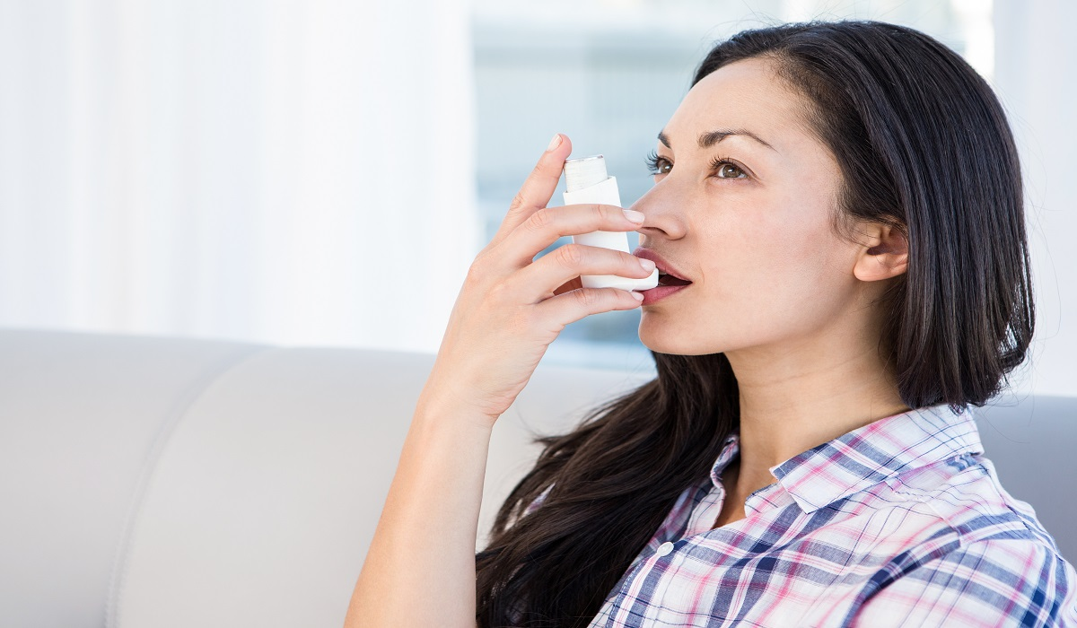 asthma, women, cleaning, cleaning products, chemicals
