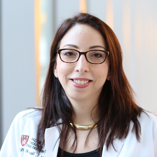 Erica Shenoy, MD, PhD, MGH Division of Infectious Diseases, assistant professor, Harvard Medical School