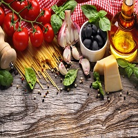 Mediterranean Diet Associated with 41% Risk Reduction for AMD