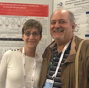 Christina Gavegnano, PhD, assistant professor, Emory University,Raymond Schinazi, PhD, DSc,Frances Winship Walters Professor of Pediatrics, Director, Laboratory of Biochemical Pharmacology, Director, HIV-Cure Scientific Working Group, Emory University Center for AIDS Research
