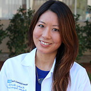 Kristina Adachi, MD, MA, a clinical instructor in the Department of Pediatrics, Division of Infectious Diseases, at the University of California, Los Angeles