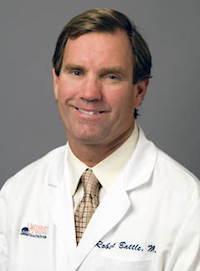 Robert Battle, hypertrophic cardiomyopathy, sports cardiology