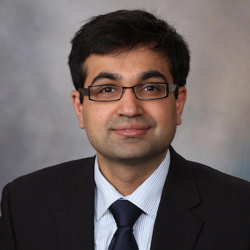 Sahil Khanna, MBBS, gastroenterologist at the Mayo Clinic