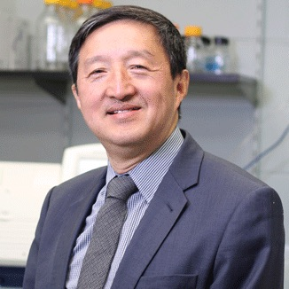 Shan Lu, MD, PhD, a professor of biochemistry and molecular pharmacology at UMass