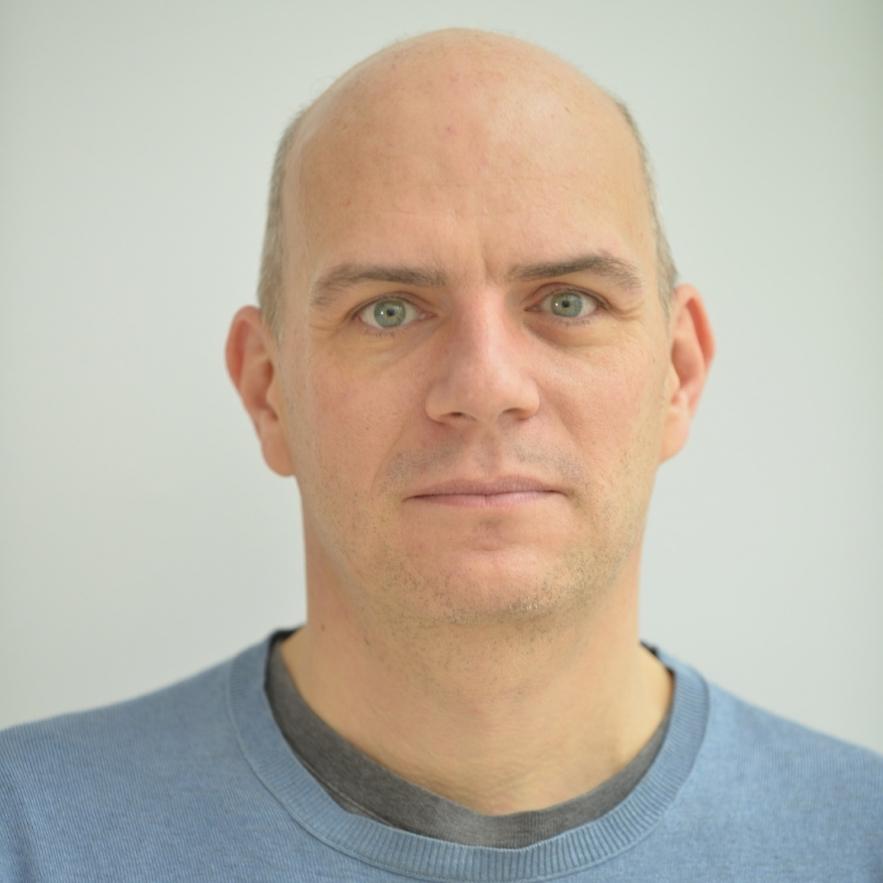 Xavier Guillonneau, PhD, Institute of Vision