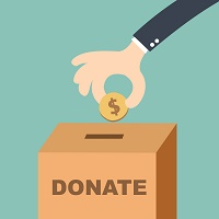 donor advised funds,charity,stock,donation,market
